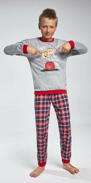 Chlapčenské pyžamo Cornette Breakfast