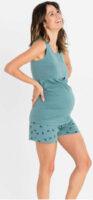 Letné krátke dojčiace pyžamo Bonprix z organickej bavlny