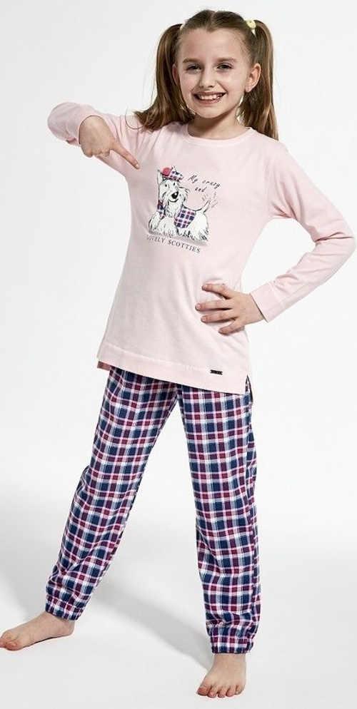 Komfortné pyžamo pre mladé slečny