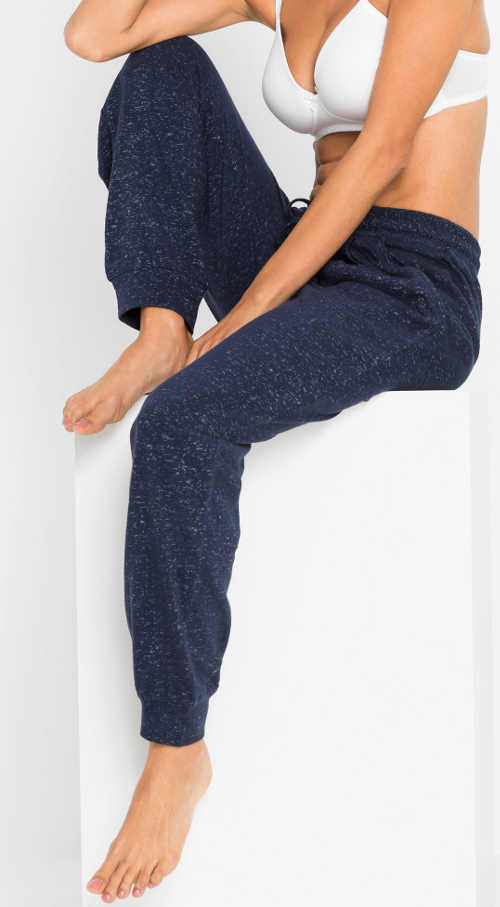 Nohavice pyžamové na deň i noc