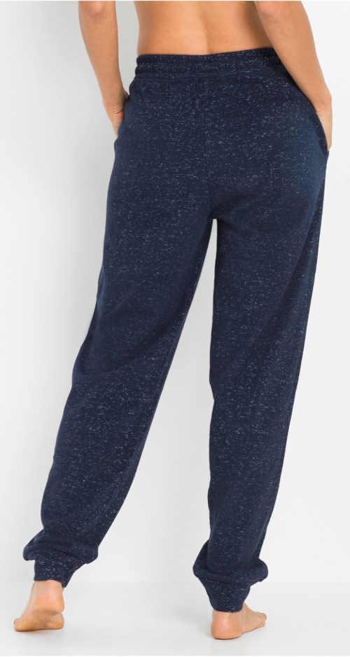 Pyžamové nohavice k stiahnutiu v páse