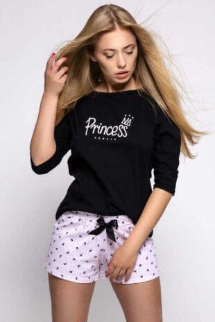 Dámske bavlnené pyžamo Infante v atraktívnom dizajne
