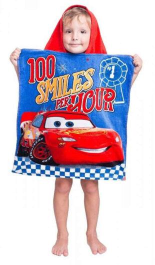 Detské pončo Cars fun