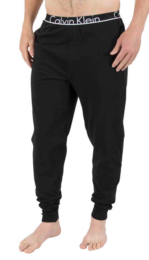 Pánske čierne pyžamové nohavice Calvin Klein